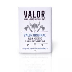 Shave With Valor Soap – Original