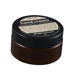 Dindi Naturals Lemon Myrtle & Macadamia Hand Cream