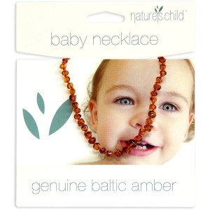 Natures Child Amber Baby Necklace