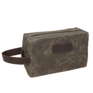 Shave With Valor Toiletry Bag – Limited Edition