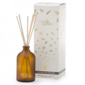 Myrtle & Moss Reed Diffuser – 4 Blends Available