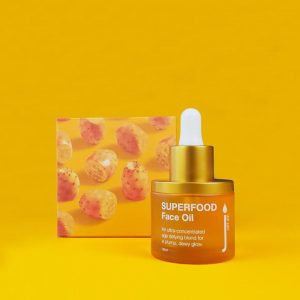 Skin Juice Face Oil – Superfood Brightening Face Oil