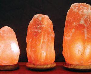 Himalayan Salt Lamps (Pink)