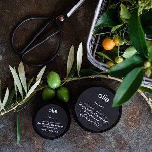 Olie Body Butter – Bergamot, Clary Sage & Geranium