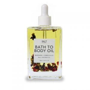 SALT by Hendrix Bath to Body Oil