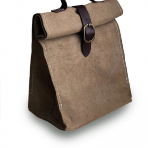 Shave With Valor Workers Lunch Bag (with foil lining)