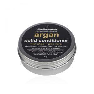 Dindi Naturals Argan Solid Conditioner Bar