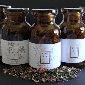 WHITE EARTH – BALANCE Herbal Tea Blend