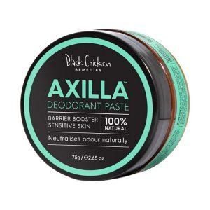 Black Chicken – Axilla Natural Deodorant Paste Barrier Booster