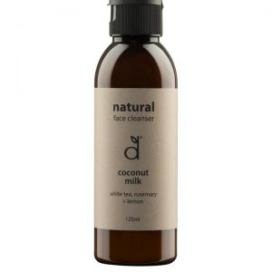 Dindi Naturals Coconut Milk Face Cleanser