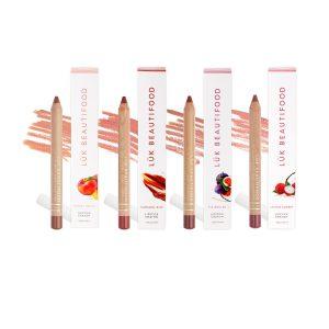 LUK Beautifood – Lipstick Crayons