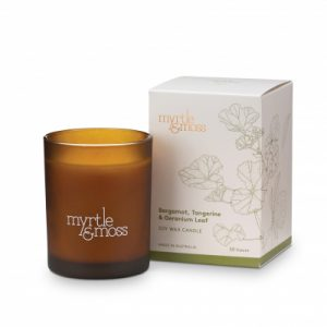 Myrtle & Moss Candle  – 50 hr Burn