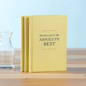 Compendium – Because You're The Absolute Best
