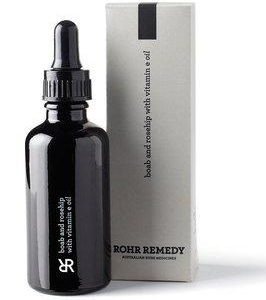 ROHR REMEDY Boab and Rosehip with Vitamin E Oil