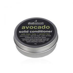 Dindi Naturals Avocado Solid Conditioner Bar