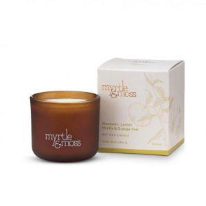 Myrtle & Moss Mini Candle  – 16 hr Burn