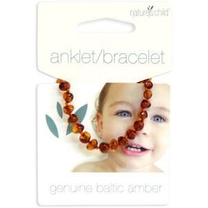 Natures Child Amber Baby Bracelet / Anklet