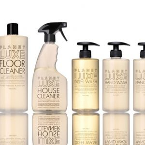 Planet Luxe – Hand Wash (Clear Bottle)