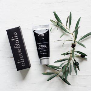 Olie Hand Cream – Bergamot, Clary Sage & Geranium