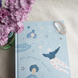 A5 Journal – Your Journey is Beautiful