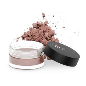 Inika Organic Eye Shadow – Loose Mineral Powder
