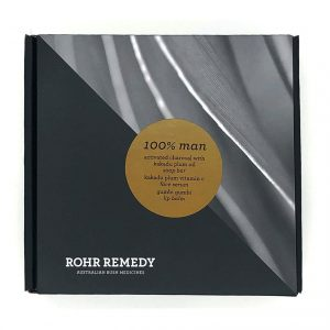 """ROHR REMEDY """"100% Man"""" Gift Pack"""