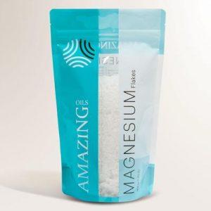 Amazing Oils Magnesium Bath Flakes – 2 sizes