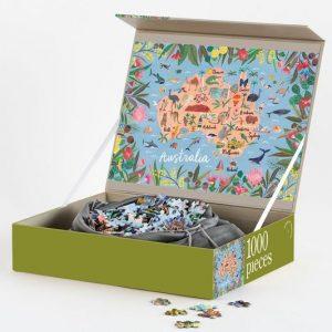 Australia – 1000 Piece Puzzle