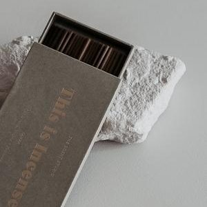 This is Incense – Yamba