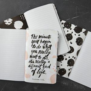 Compendium Write Now Journal – Life Is Always Now
