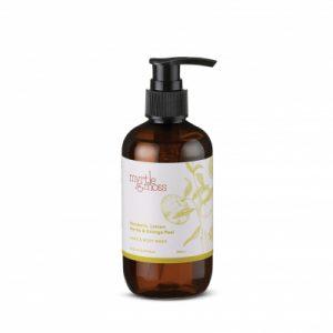 Myrtle & Moss Body Wash – Mandarin, Lemon Myrtle & Orange Peel