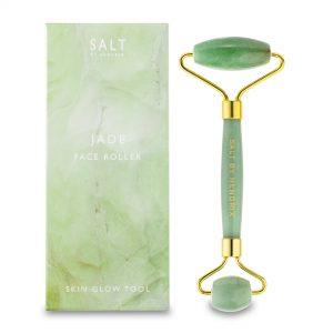 SALT by Hendrix Textured Jade Face Roller