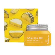 Facial in a Jar – Purifying Pineapple