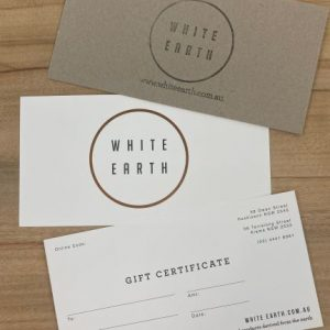 White Earth Voucher