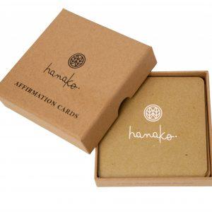 Hanako Therapies – Affirmation Cards