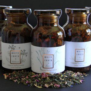 WHITE EARTH – ENERGY Herbal Tea Blend