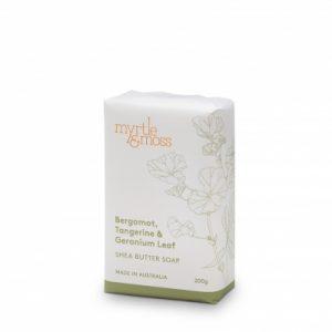 Myrtle & Moss Shea Soap