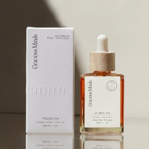 Gracious Minds Vitamin Sea – Marine Collagen + Vit C 15% Facial Oil
