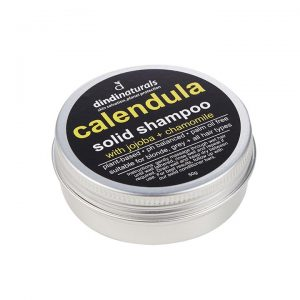 Dindi Naturals Calendula Solid Shampoo Bar