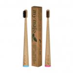 Standing Bamboo Toothbrush
