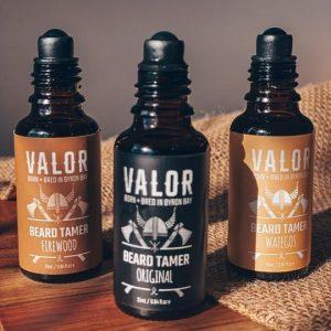 Shave With Valor Beard Balm