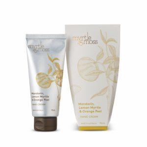 Myrtle & Moss Hand Cream – 4 Blends