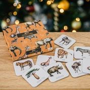 Africa Memory Card Game