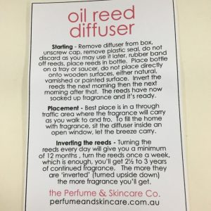 Fig and Olive – Reed Diffuser