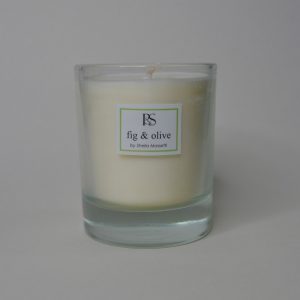 Fig and Olive – Soy Candle