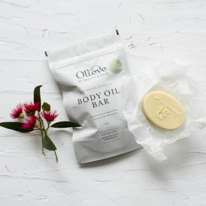 Olieve Massage Body Oil Bar