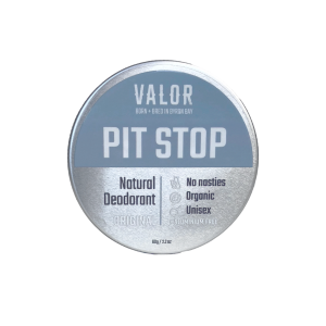 Shave With Valor Deodorant – Pitstop