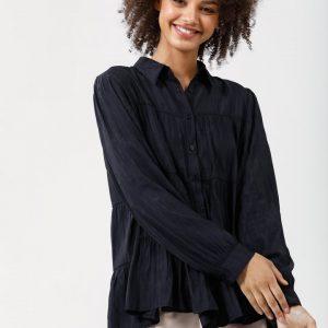Scarlett Shirt – Black