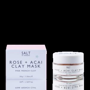 SALT by Hendrix Rose + Acai Face Mask