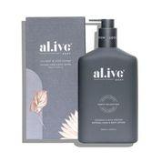 al.ive body Hand & Body Lotion – Coconut & Wild Orange
